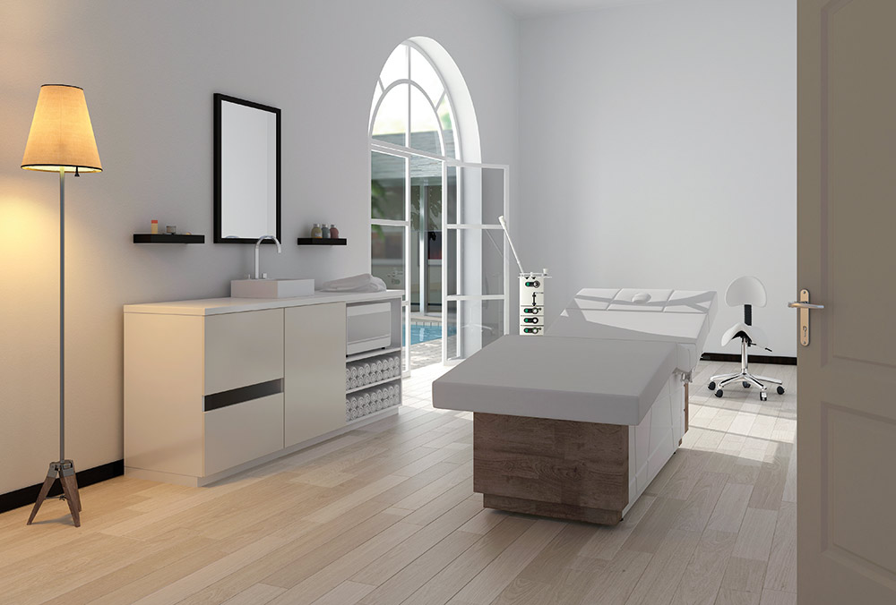gharieni spa wellness ausstattung made in germany. Black Bedroom Furniture Sets. Home Design Ideas