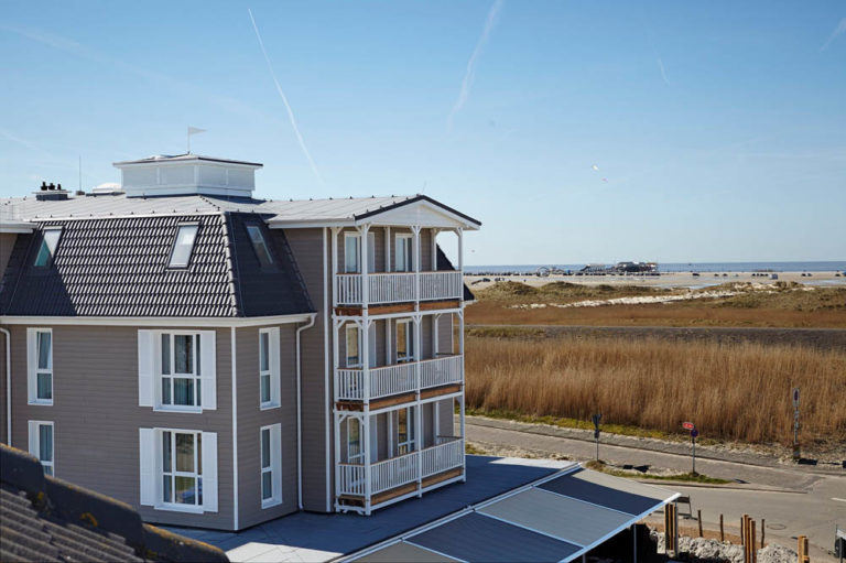 Hotel Zweite Heimat, St. Peter Ording, Germany