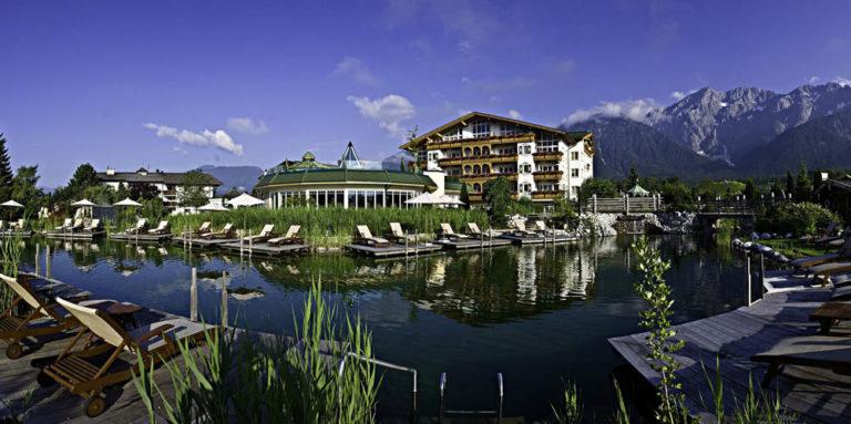 Alpenresort Schwarz, Mieming, Austria